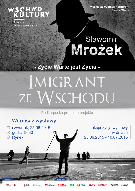 Mrożek_ESK_Plakat